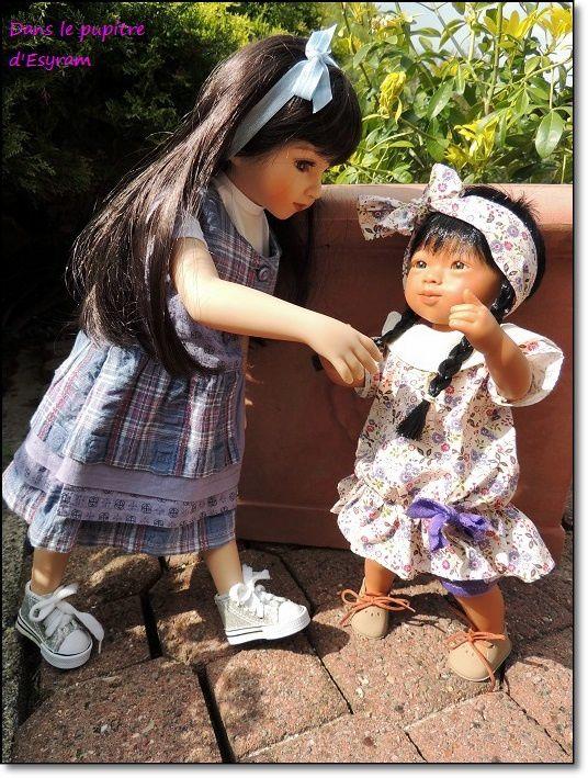 Je suis ta grande soeur !