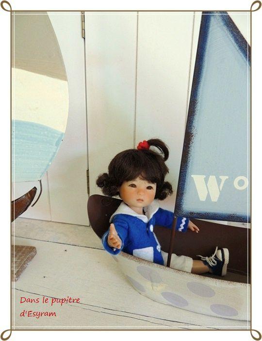 Chen au musée naval