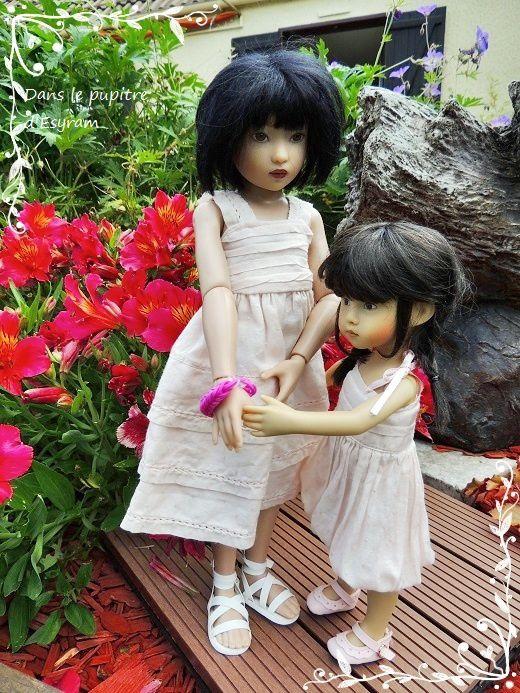 Li Ling et son chaperon