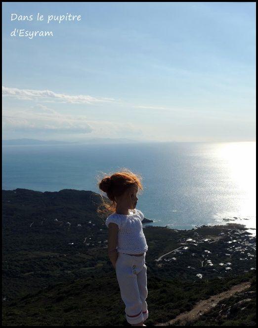 Les vacances corses: 2 Bastia et le Cap Corse