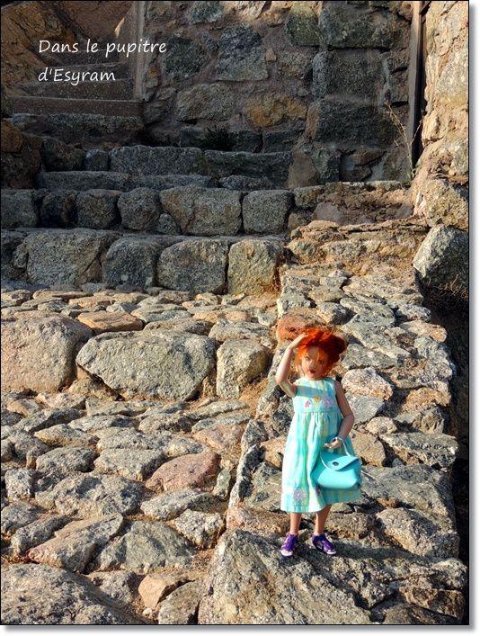 Les vacances corses 8 : Sant' Antonino