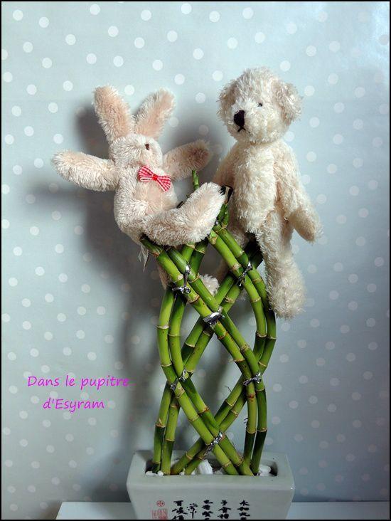 Paloma, Lilou et le lucky bambou !