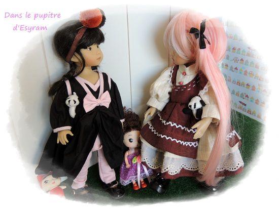 Projet 52 dolls et figurines ( Mai 2015)