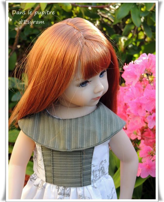 Les petites robes de Magda étrennées !
