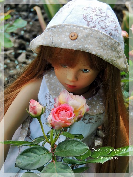 Je n'aimais pas les roses ...