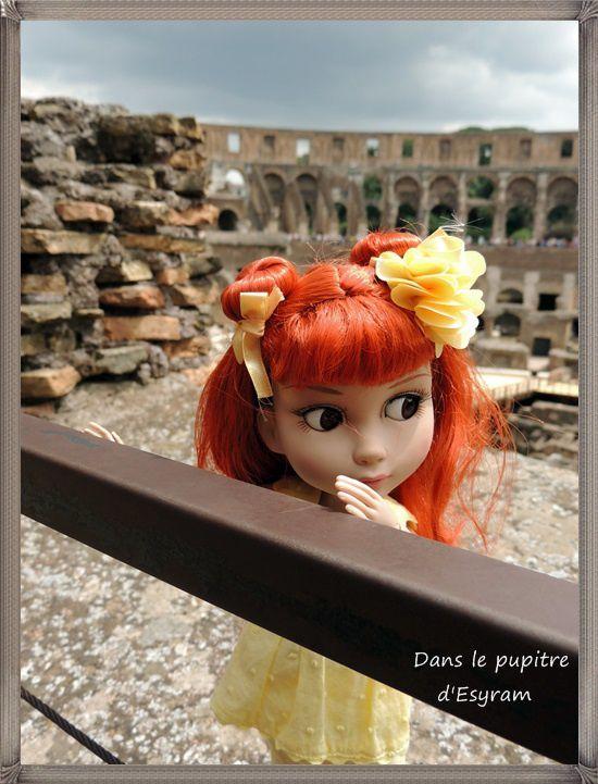 L'escapade romaine 1