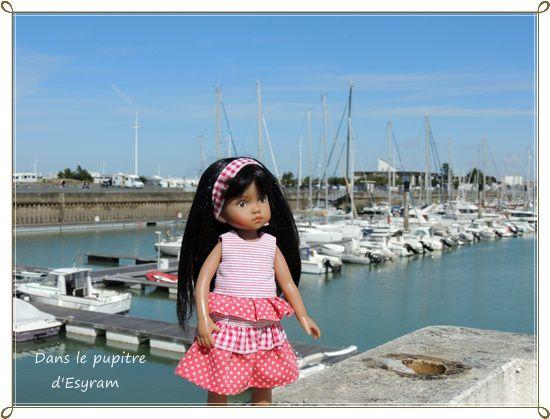 Les petites miss en Charente Maritime (4) La Rochelle