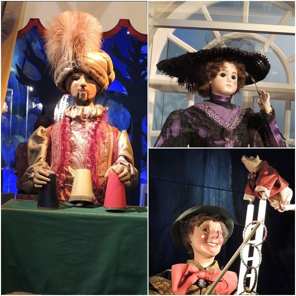 Les petites miss en Charente Maritime (9) visite du musée