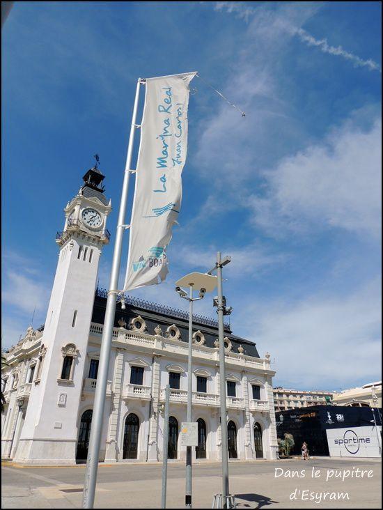 Costa Valencia (5)Le port et la cité des Arts et des Sciences