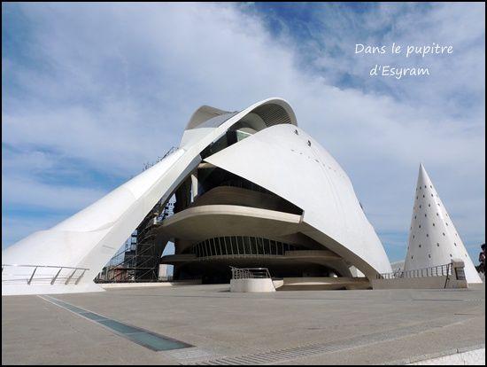 Costa Valencia (6) Cité des Arts