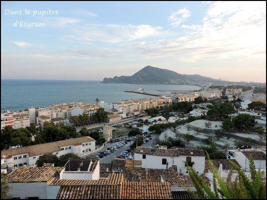 Costa Blanca (12) Altea et Javea