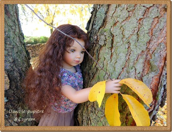 L'automne aux yeux d'Or