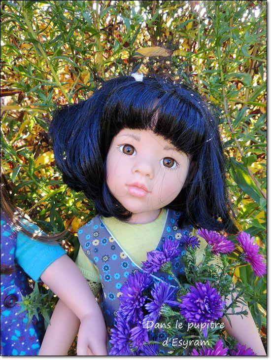 Un peu &quot&#x3B;fleur bleue &quot&#x3B;