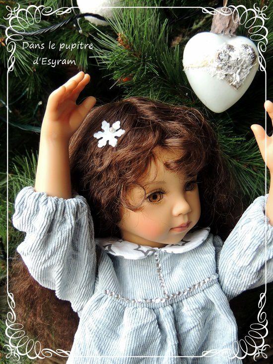 Noël givré pour ma belle !