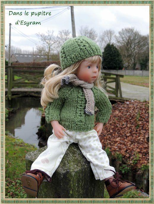 La petite laine de Madeleine