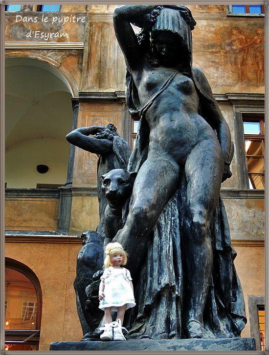 Le joli voyage de Bonnie à Prague (1)