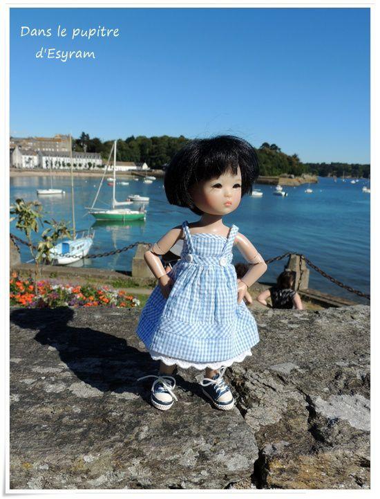 Que la Bretagne est belle! La fin d'un voyage (7)