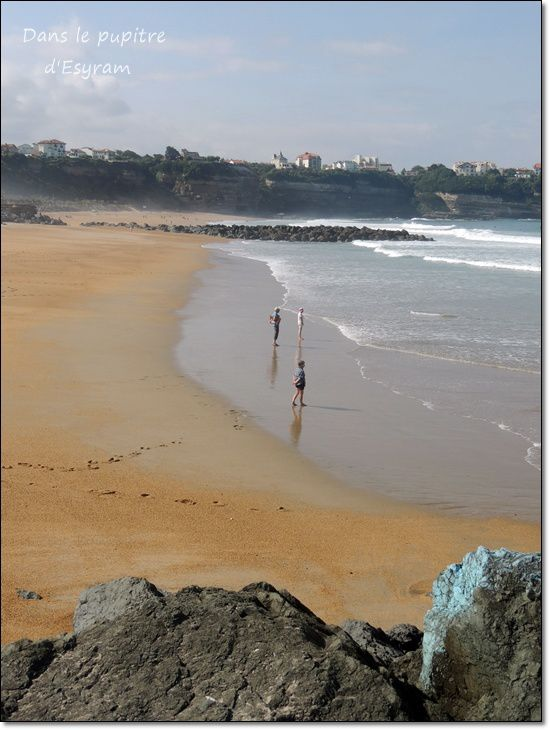 Le Pays Basque (1): Anglet