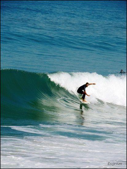 Photo 3: Le cavalier de la vague