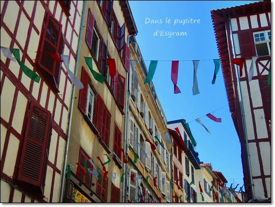 Le Pays Basque (5) Bayonne