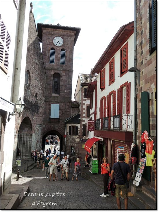 Le Pays Basque (10) Saint-Jean-Pied-de-Port