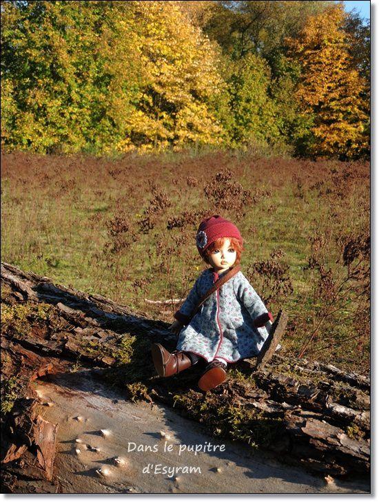 L'automne de Zoé
