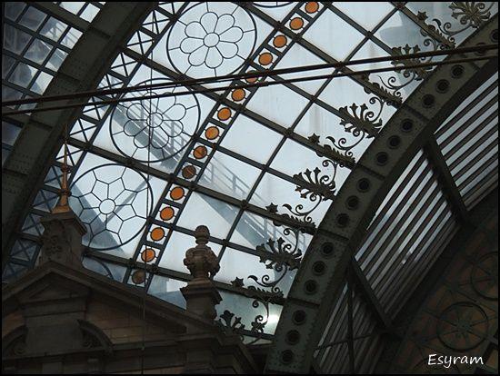 La gare d'Anvers