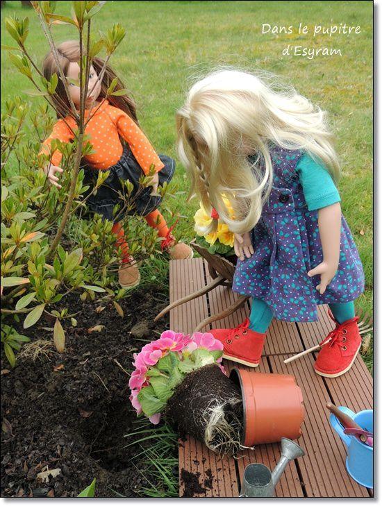On repique dur au jardin !