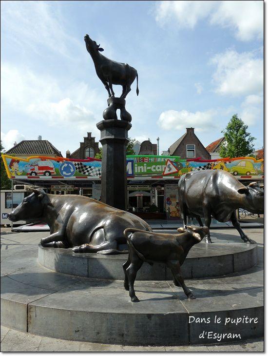 Léontine in Nederland 1 : Purmerend