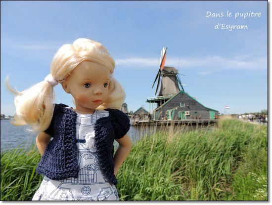 Léontine in Nederland 2 : Zaanze Schans