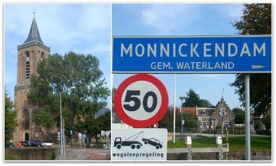 Léontine in Nederland 3  : Monnickendam et Edam