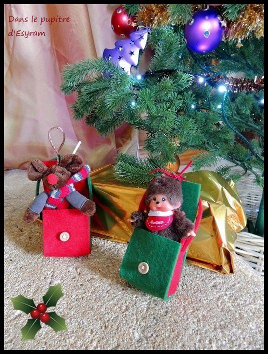 Paloma et Lilou fêtent Noël