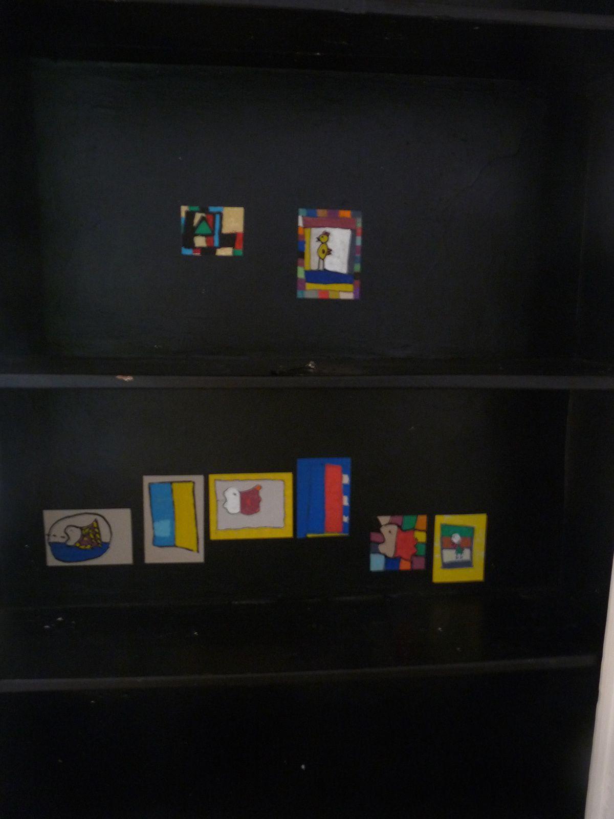 découverte des cartons joyeux de Sophie Desmed