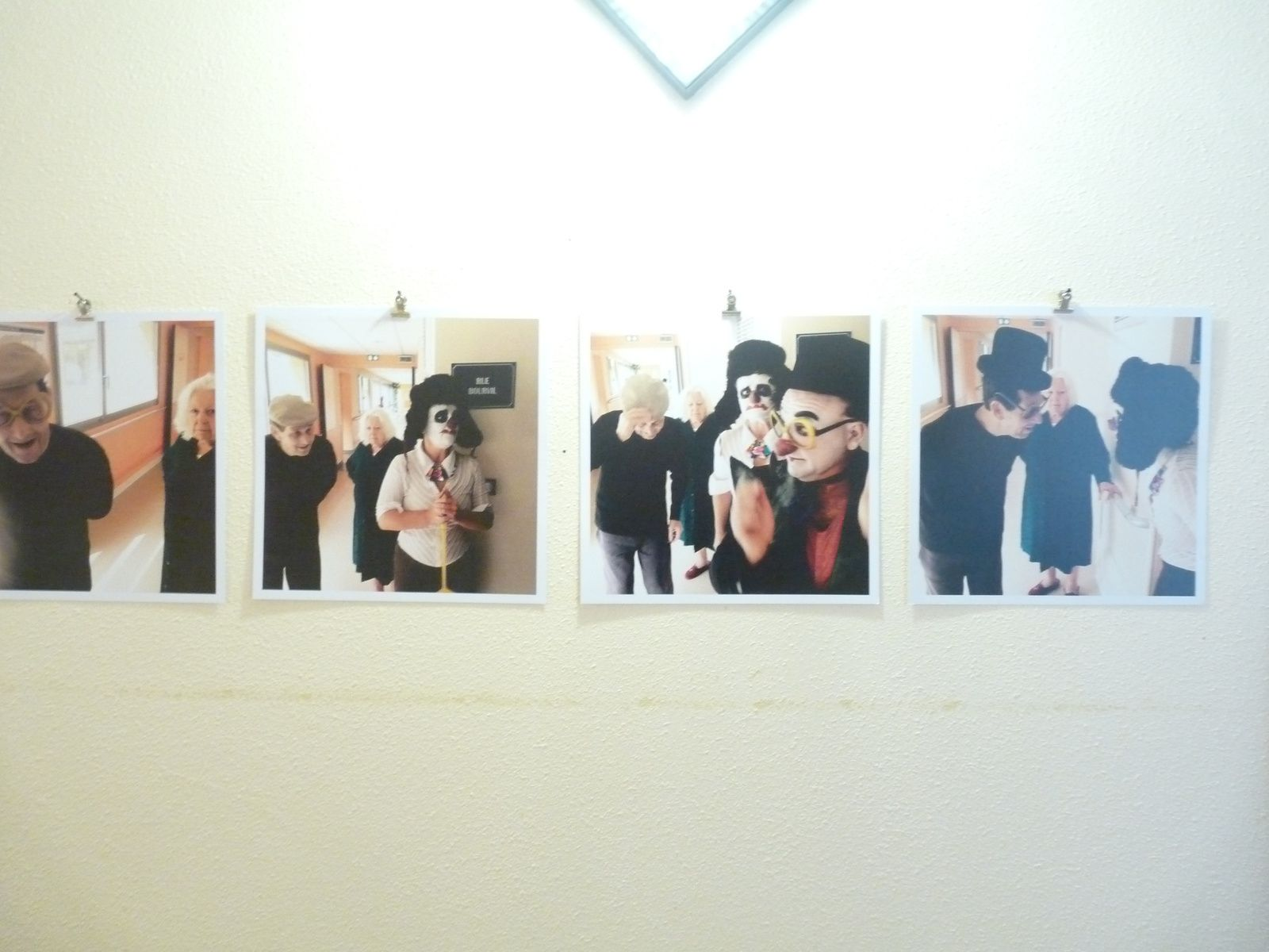reportage en couleur et portraits en noir et blanc réalisés par la photographe Clothilde.