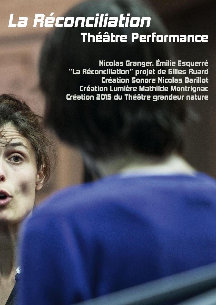 LES VOIX DE L'HIVER ACCUEILLENT LA RECONCILIATION à SAINT-SULPICE D'EXCIDEUIL LE VENDREDI 9 DECEMBRE 2016