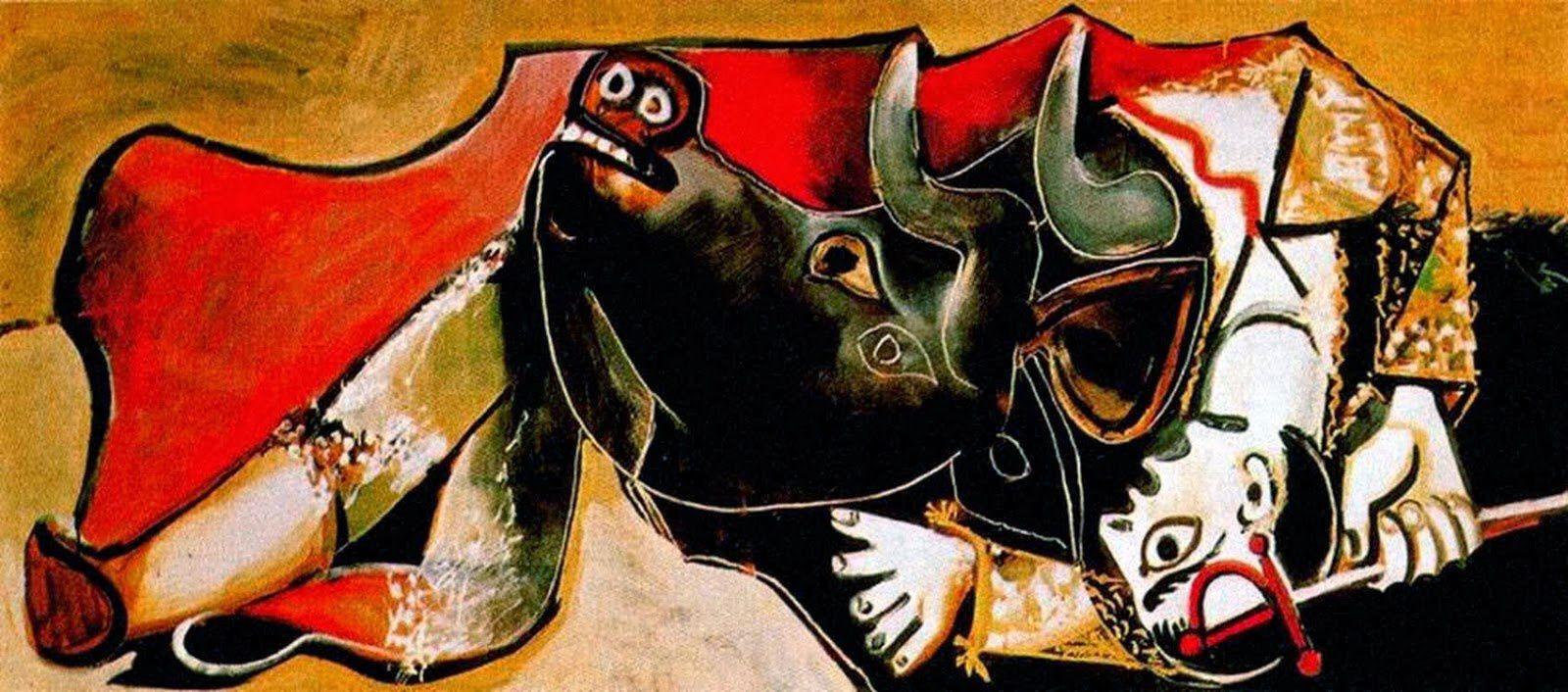 """Pablo Picasso, """"La Tauromaquia"""""""