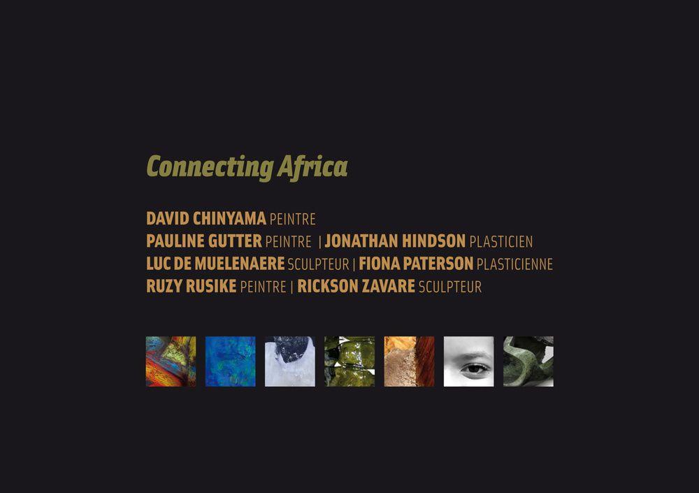 CONNECTING AFRICA DU 6 AU 27 JUIN 2017 AU CHÂTEAU D'EXCIDEUIL DANS LE CADRE DE LA SAISON SYNOPTIQUES