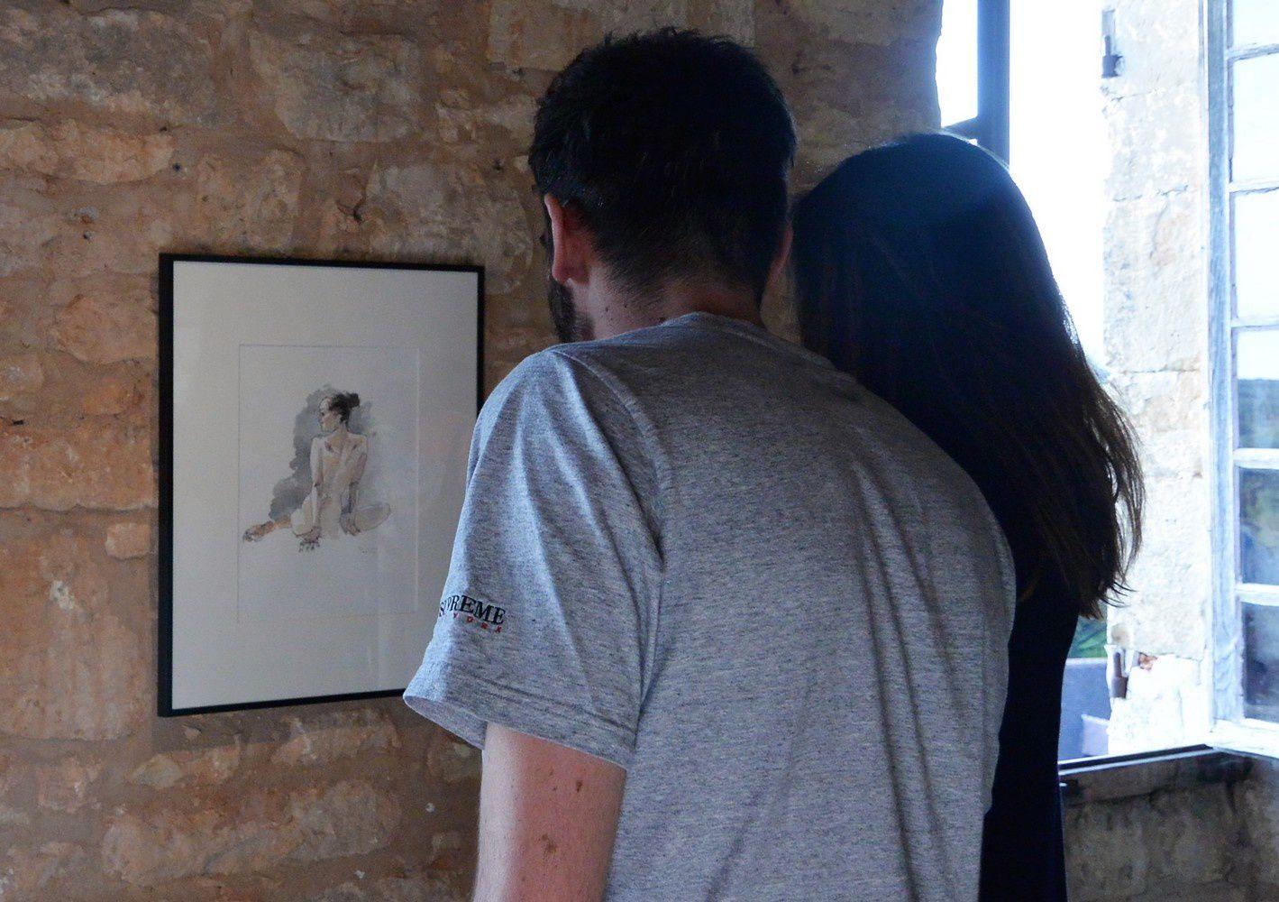 Paysages de Melissa Wolf et nus de Rennan Coquin