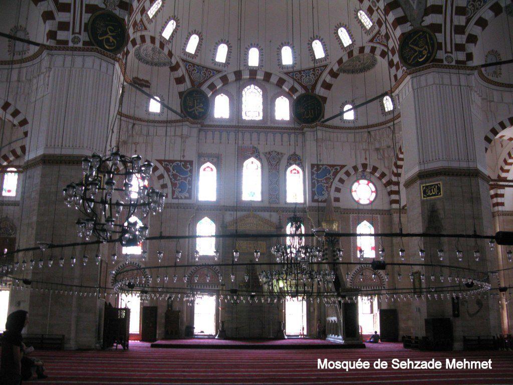 Album - Mosquées et décors ou l'islam sous un autre jour !