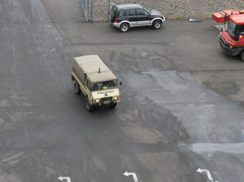 Quelques véhicules rencontrés au cours de notre périple 2014 en Islande !