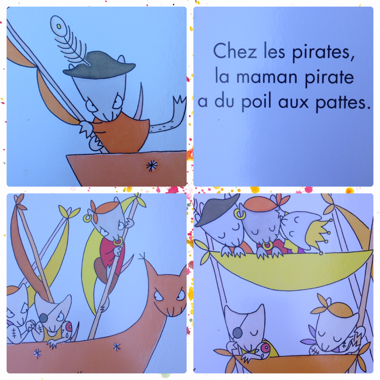 Une nuit chez les pirates.