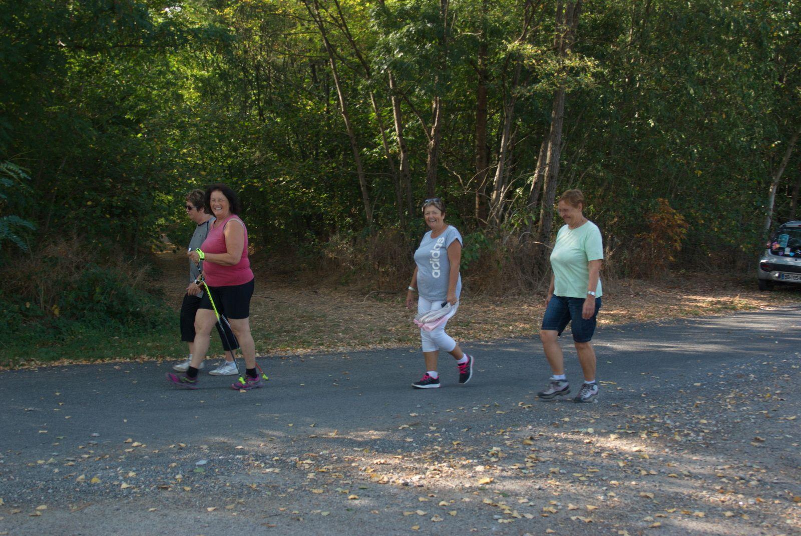 Naissance, au Collet, d'une équipe de marathoniennes