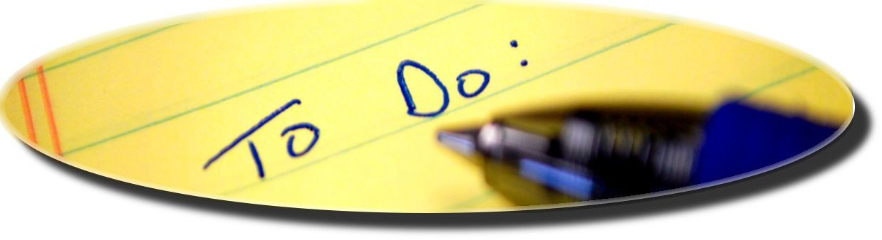 Carnet &quot&#x3B;To Do&quot&#x3B; - DIY