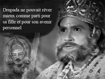 Mahabharata, juste avant la guerre