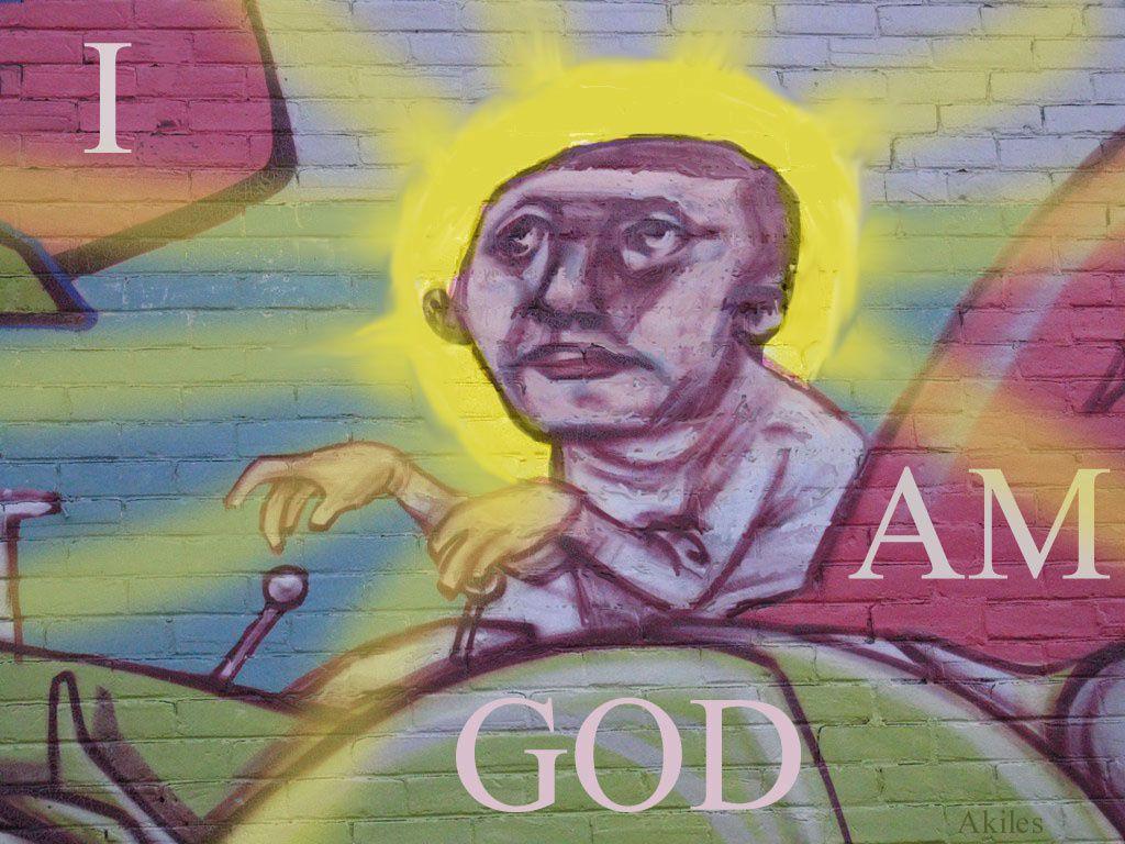 Je suis Dieu