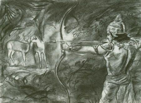 Pandu Mahabharata
