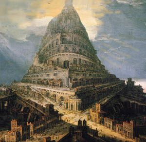 La tour de Babel et la langue-mère originelle
