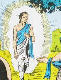 Il ramena alors Kancha à la vie, pour la plus grande joie de Devayani.