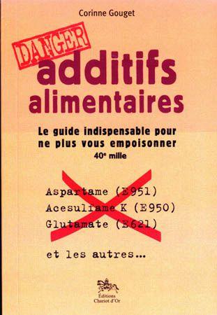 Arpartame-livre-Corinne Gouget