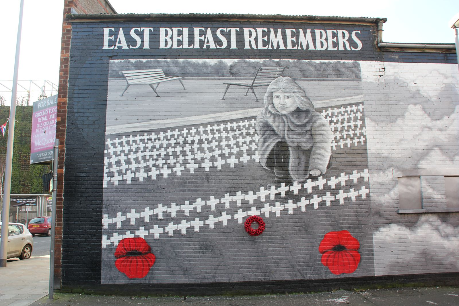 436) Newtownards Road, East Belfast